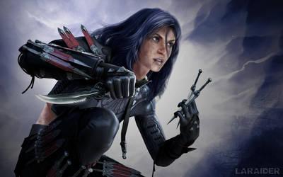 [Laraider] Montage Lara Croft 45 by laraider-com