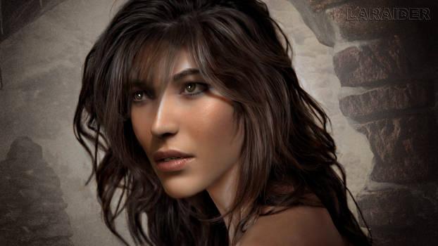 [Laraider] Montage Lara Croft 50 by laraider-com