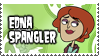 Edna Spangler's Stamp by 100latino