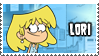 Lori Loud's Stamp by 100latino