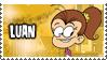Luan Loud's Stamp by 100latino
