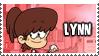 Lynn Loud's Stamp by 100latino