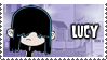 Lucy Loud's Stamp by 100latino