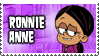 Ronnie Anne Santiago's Stamp by 100latino
