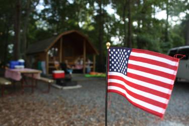 American Cabin by dancekellydance