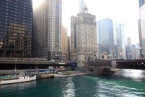 Beautiful day in chicago by dancekellydance
