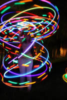 LED night by dancekellydance