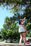 Summer Hoopin' by dancekellydance
