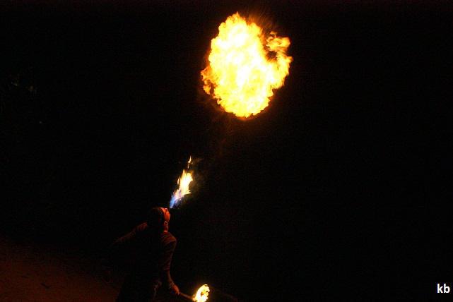 Fire Breathing by dancekellydance