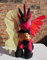 Solar Flare V2, Goddess of War by The-Crafty-Kaiju