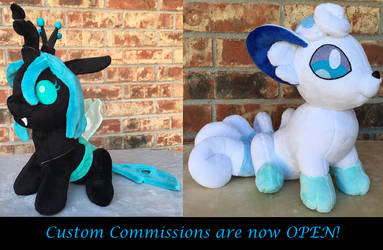 Commissions Now OPEN! by The-Crafty-Kaiju
