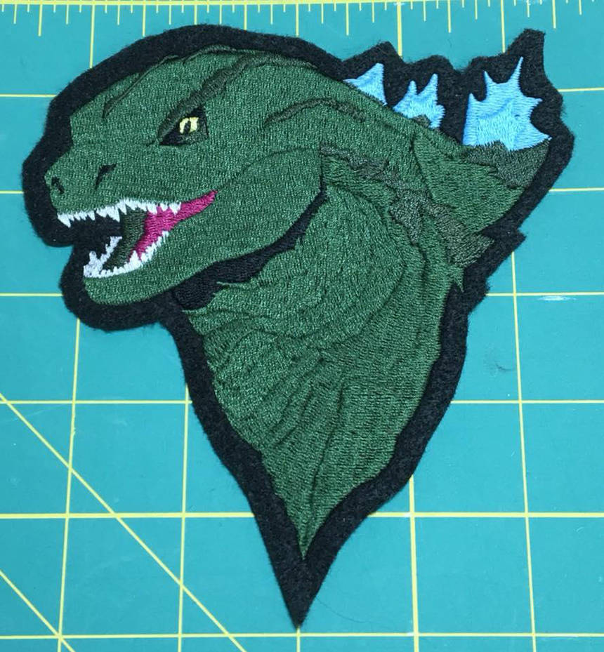 SKREEONK by The-Crafty-Kaiju