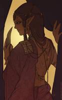 Zelda (loz au) by Lenqi