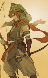 Link (loz au) by Lenqi