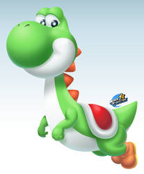 Classic Yoshi - Smashified by MarkProductions