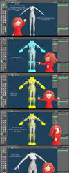 ||Meta+MMD|| Fixing sharp faces on models by LilMissLillie