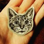 Zibby Sticker by KingOfSoul81