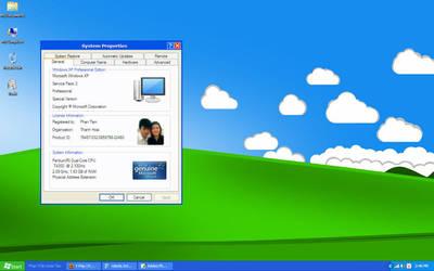 Windows XP Style Metro by htloveorg