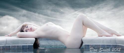 Water maiden by dsphototampa