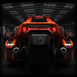 2020 TREX (G-REX) 03 by GstylezProdigy
