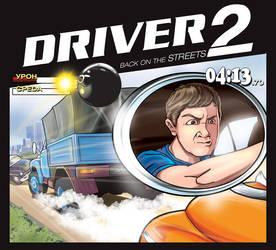 Driver2 Nikolai AKA Coulthard by Krbllov