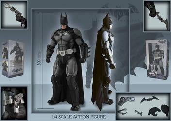 Batman-Arkham-Origins-Birthday-Present by Krbllov