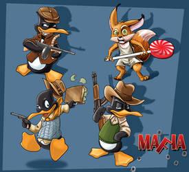 Mafia by Krbllov
