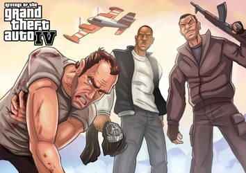 Revenge-of-the GTA4 by Krbllov