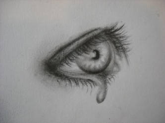 Eye practice - looking away. by Hope-Sentinels-Alive