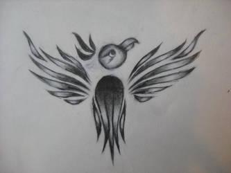 Phoenix Tattoo by Hope-Sentinels-Alive