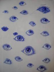 Pen eyes - reupload by Hope-Sentinels-Alive