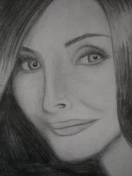 Courtney Cox - Reupload. by Hope-Sentinels-Alive