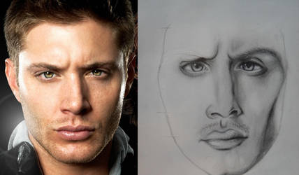 Dean Winchester WIP by Hope-Sentinels-Alive