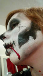 Skull Makeup *Contest Entry* View 3 by Hope-Sentinels-Alive
