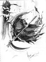 Grim Reaper by khidirss