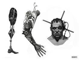 Cyberstuffs by Zgfisher