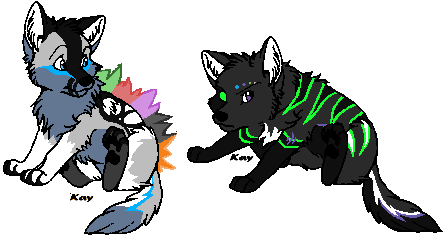 For fluffy40 by YKGadopts