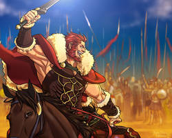 Iskandar by RyukiGaryu