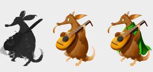 Musical Aardvarks by br3nna