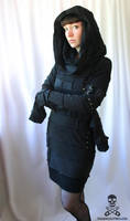 Reaper Dress by smarmy-clothes