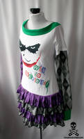 why so serious Joker Dress 4 by smarmy-clothes