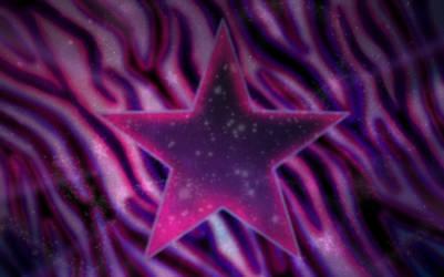 Zebra star by kaitlynrager