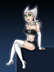 Penelope Phantom by kaitlynrager