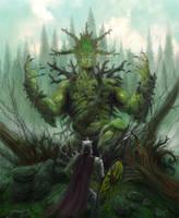 Green Giant by SerranoArt