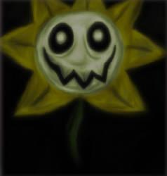 Flowey the Flower by stranger86