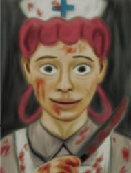 Nurse Joy by stranger86