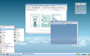 Kubuntu Screenshot - July 08 by ninique