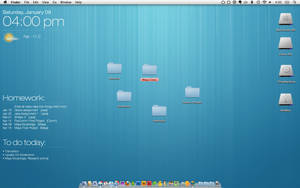 My Desktop Jan 2010 by ninique