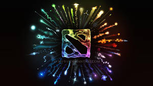 Dota2 Firework by O-l-i-v-i