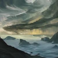 Stormy weather by O-l-i-v-i